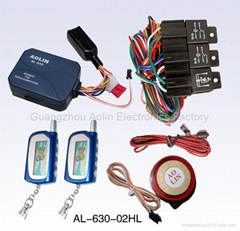 Two way Motorcycle Alarm for heavy motorcycle bike