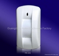 AOLIN wireless indoor Curtain PIR Motion detector