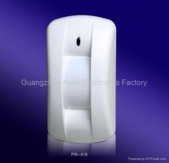 AOLIN wireless indoor Curtain PIR Motion detector