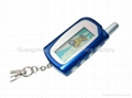 Two way Motorcycle Alarm for heavy motorcycle bike 2