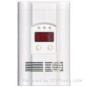 帶LED氣體濃度顯示可燃氣體探測器