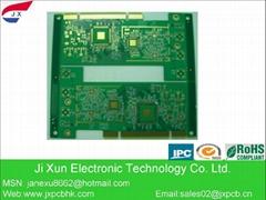 4 layer HASL printed circuit board
