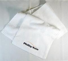 纯棉素色运动巾