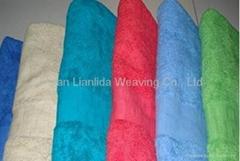 純棉斷檔浴巾