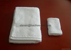 全棉酒店浴巾