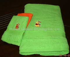 embroidery gift towel