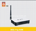 802.11g/b 54M Wireless Router 1