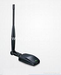High power wireless usb adapter