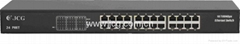 24-Port 10/100Mbps rack mount Switch