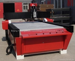 Solid Wood Acrylic CNC Router