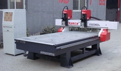 Two Head CNC Router