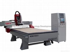 CNC Engraver Working Center