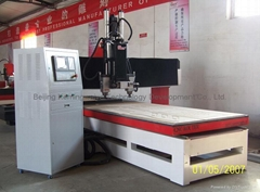 Table Movement CNC Router