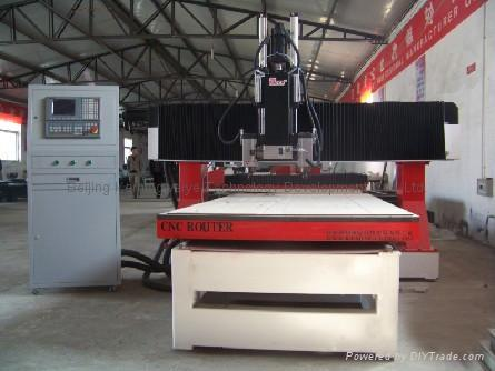 Table Movement CNC Router 2