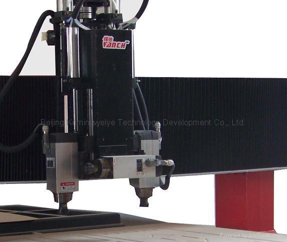 Table Movement CNC Router 3