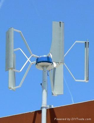 2kw vertical axis wind turbine 2
