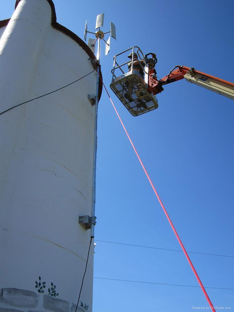3kw VH model  vertical  wind turbine 3