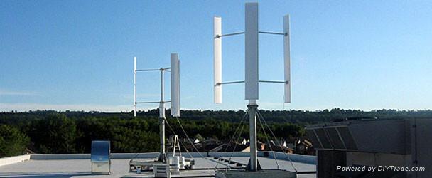 3kw VH model  vertical  wind turbine 4