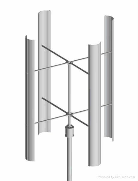 Vertical Wind Turbine 2