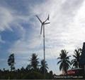 Horizontal axis wind turbine 2