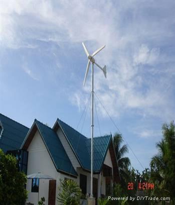 Horizontal axis wind turbine 3