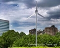 Horizontal axis wind turbine 5