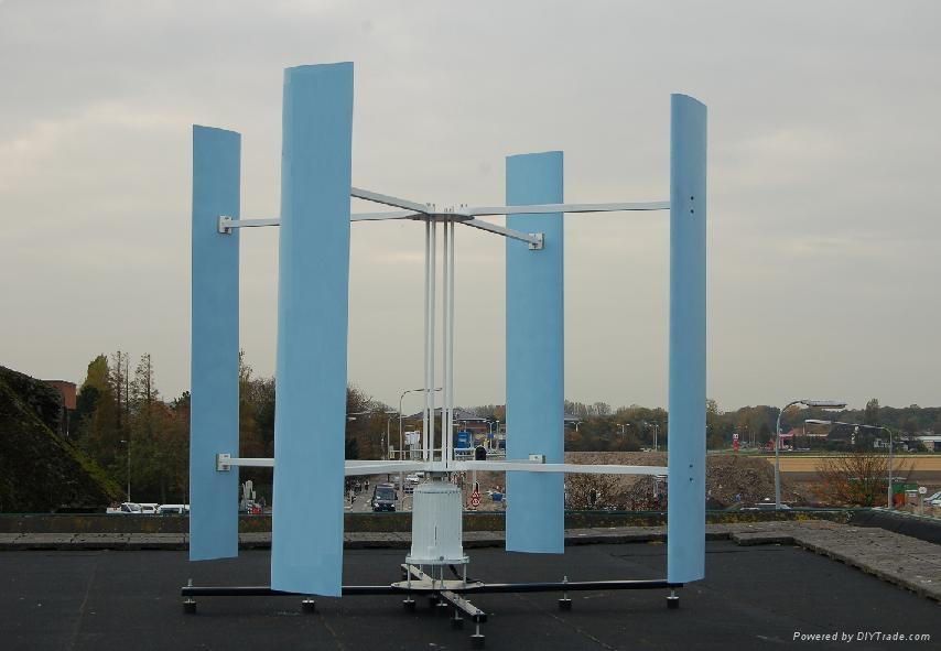 Vertical Wind Turbine 2