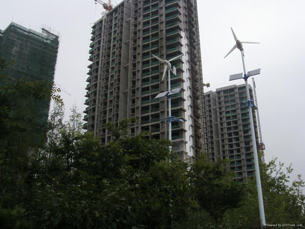 Vertical Wind Turbine 3