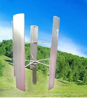 VH Model 50w-5kw vertical wind generators 1