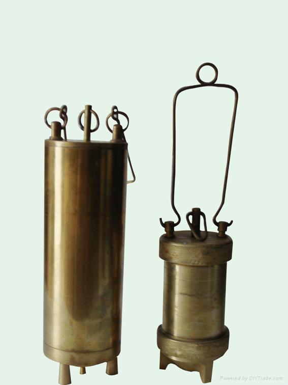 可卸式液體石油取樣器 3
