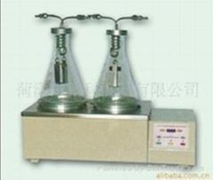 原油和燃料油中沉澱物測定儀