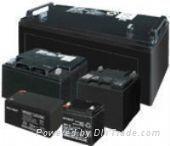 朗科免維護鉛酸蓄電池38AH 12V