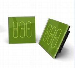 leading touch wall switch with high quality