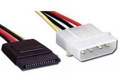 ATA电源适配器电缆