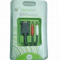 VGA Hd AV Cable For Xbox360