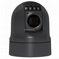 Rugged IR/White PTZ Camera
