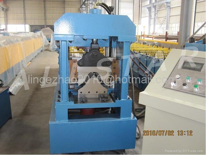 Roof Ridge Cap Roll Forming Machine - ZGM-RCM1 - RG (China