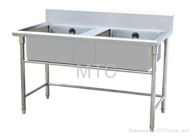 Stainless Steel Commercial Kitchen Sinks 3