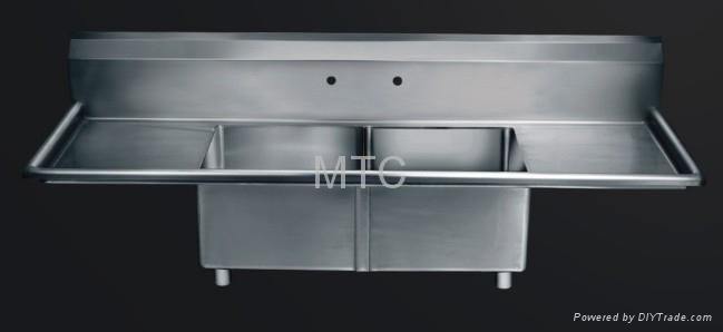 Impressive Commercial Stainless Steel Kitchen Sinks 649 x 298 · 37 kB · jpeg