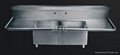 Stainless Steel Commercial Kitchen Sinks 4