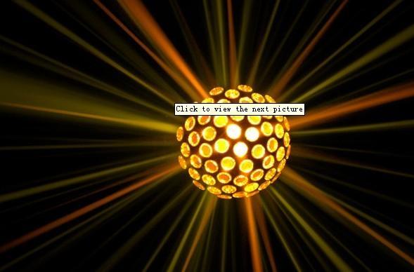 LED crystal light 3