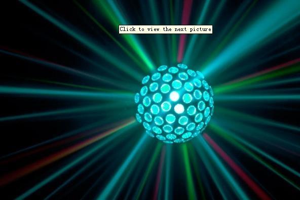 LED crystal light 4