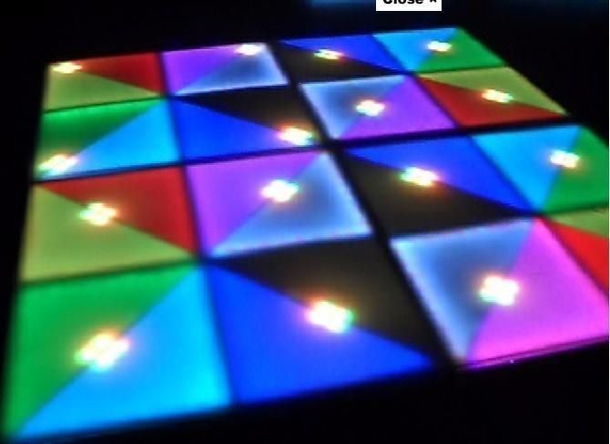 LED dance floor  2