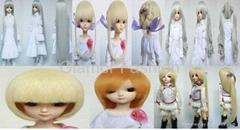 Bjd Wigs/Doll Wigs