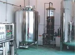金華醫藥行業超純水設備