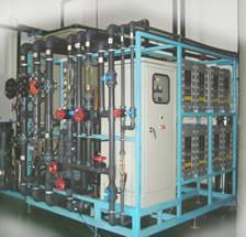 金华电池行业超纯水设备