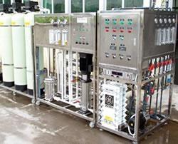 溫州醫藥行業超純水設備 1