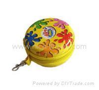Zipper Tin Box