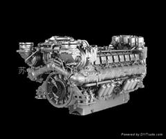 奔馳MTU柴油發電機配件及濾清器