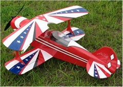 model airplane  Pitts (hobby)